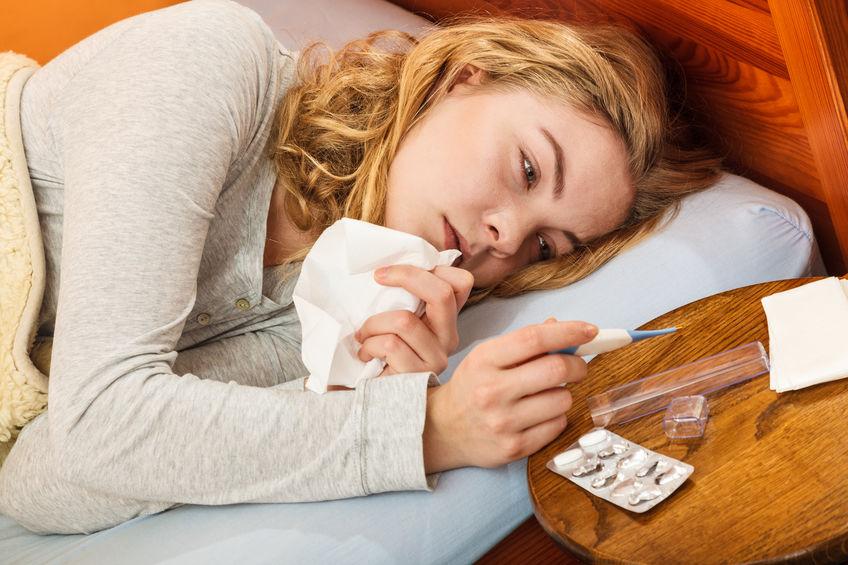 Burun Enfeksiyonları (Nezle/Grip/Sinüzit)