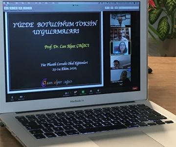 Yüz Plastik Cerrahi Okul Etkinliği I 23-24 Ekim 2020 I Online Eğitim