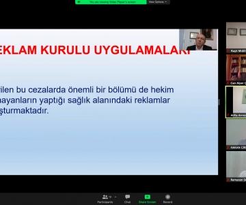 Türk Ulusal Kulak Burun Boğaz ve Baş Boyun Cerrahisi Kongresi I 26-28 Kasım 2020 I Online Kongre